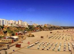Biludlejning Praia Da Rocha